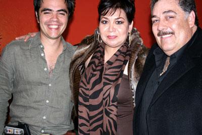 Valentín Trujillo, Lupita Infante Y Jesús Heredia