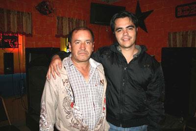 Alfonso Zayas Y Valentín Trujillo Jr.