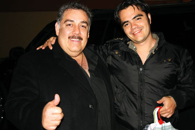 Jesús Heredia, Con Valentín Trujillo